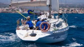 Yatescuela en regatas