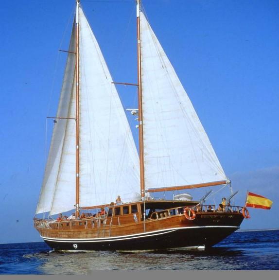 capitan de yate II