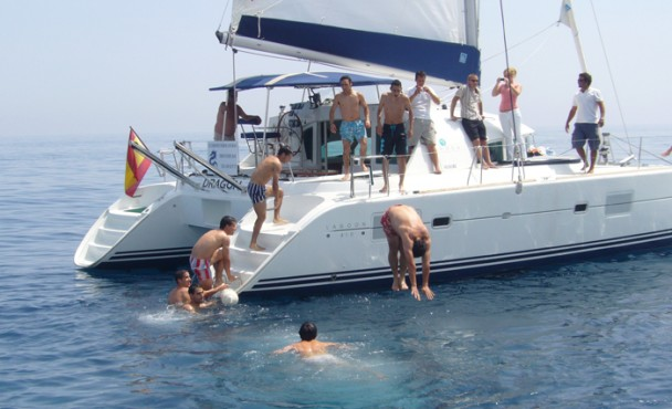 Patrón profesional embarcaciones recreo